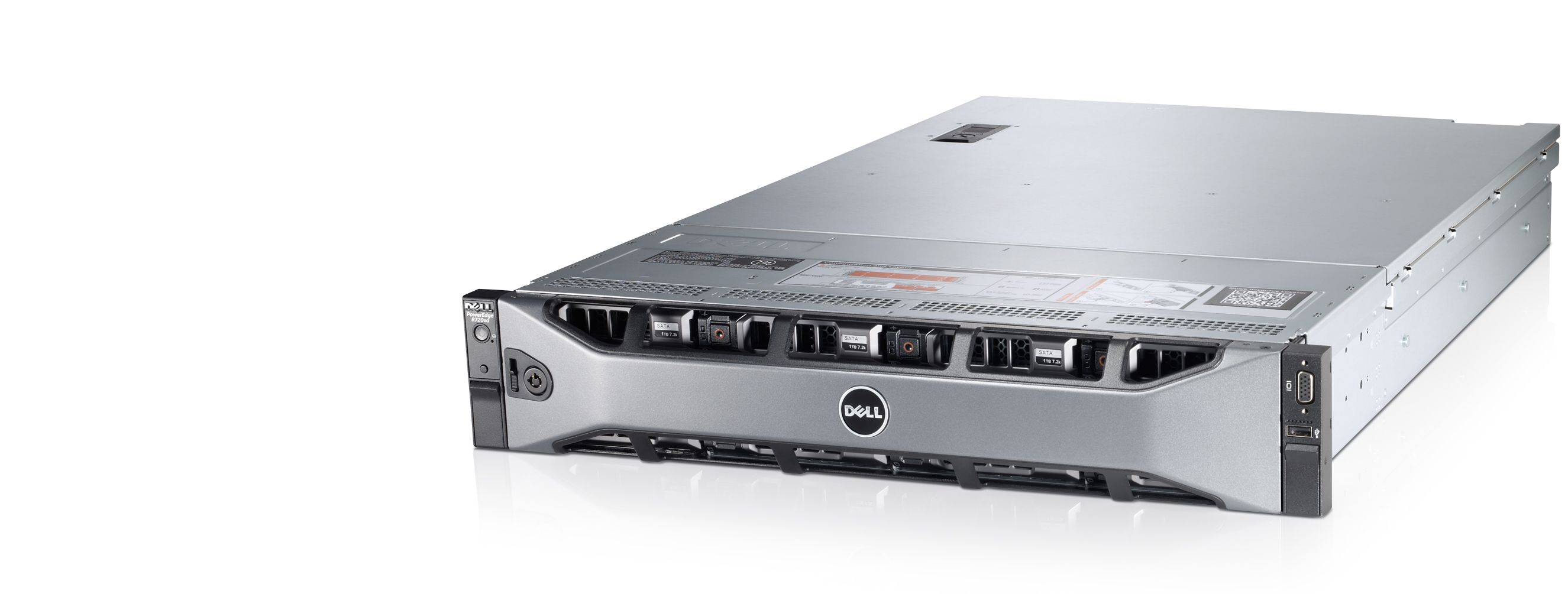 Dell PowerEdge R720 XD Server Chassis 3.5