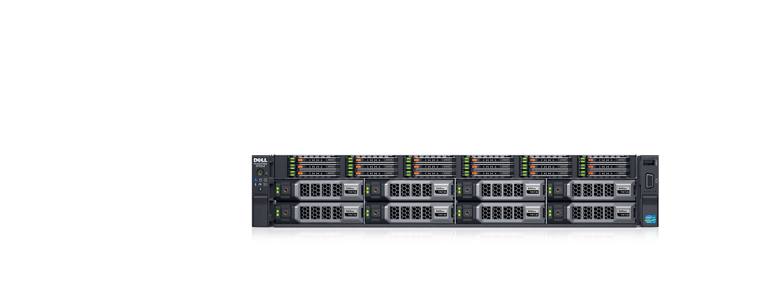 Dell PowerEdge R730 XD Server Chassis 3.5